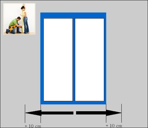 Como hacer cortinas en casa aprende la tecnica basica for Como blanquear cortinas