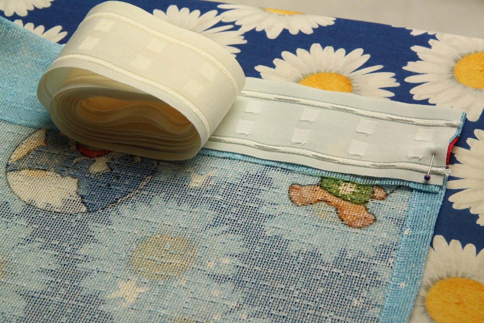 Como hacer cortinas faciles y bonitas aprende varios estilos - Como hacer visillos ...