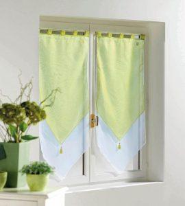 como hacer cortinas faciles y bonitas