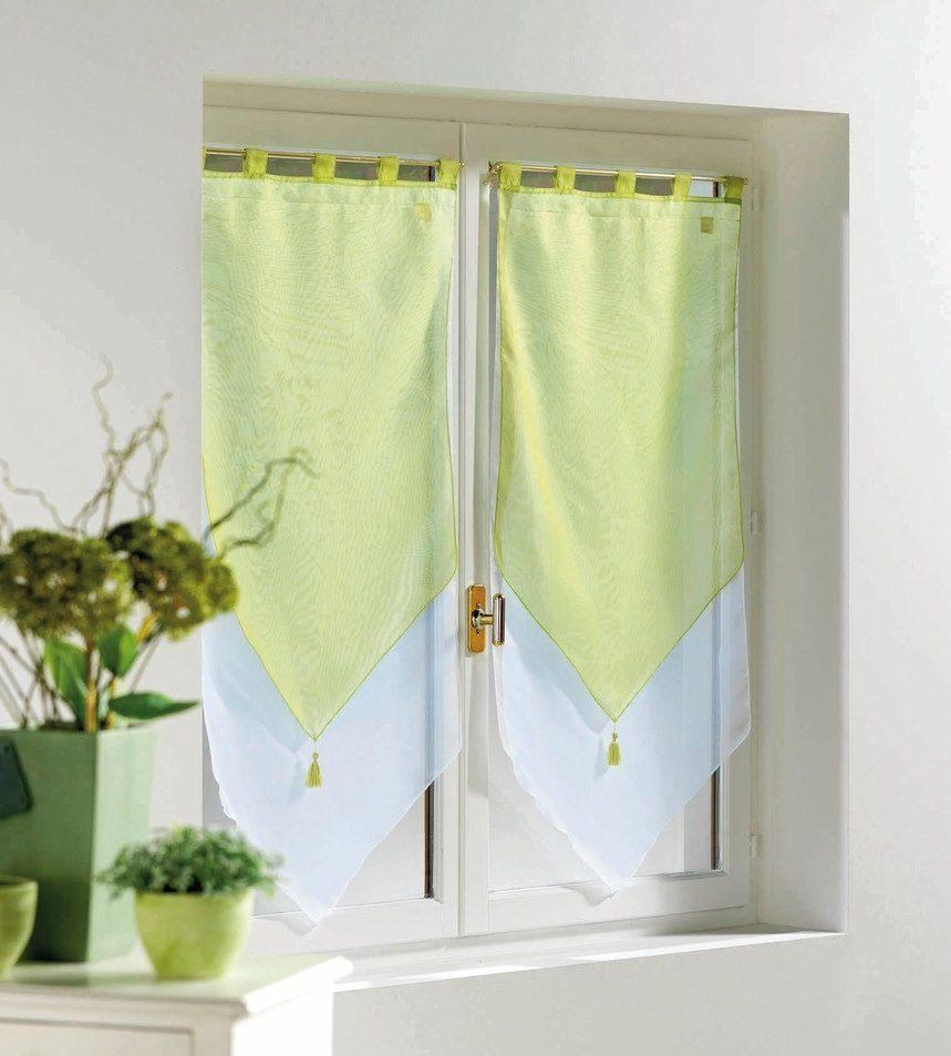 Como hacer cortinas faciles y bonitas aprende varios estilos for Cortinas para muebles de cocina