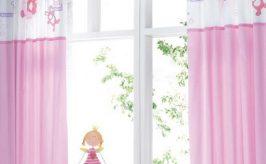 Cómo hacer cortinas infantiles, para el cuarto de tu pequeño.