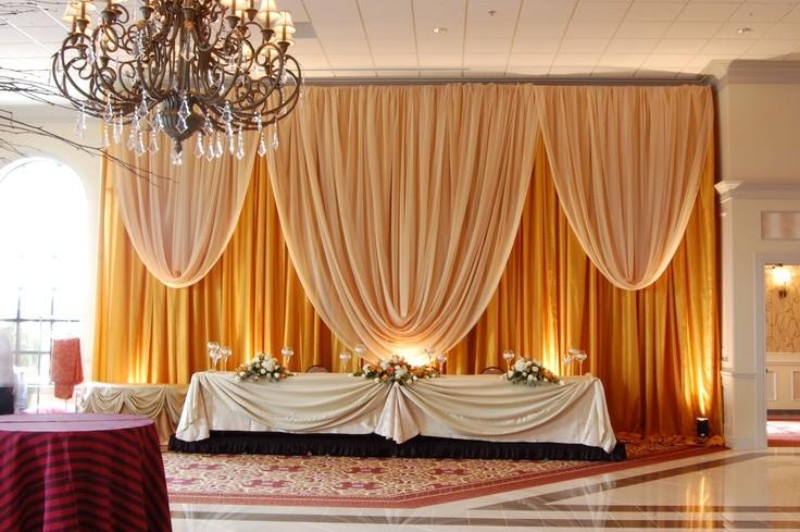 C mo hacer cortinas para iglesias para la casa del se or - Como hacer unas cortinas para el salon ...