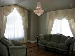 como hacer cortinas para sala 3