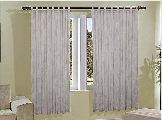 Cortinas para ventanas good cortina para ventanas de - Cortinas para ventanales grandes ...