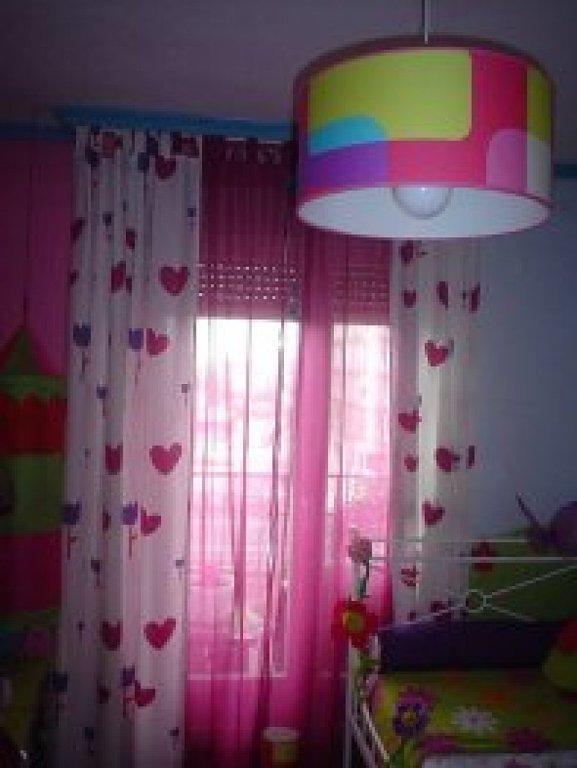 Como hacer cortinas sencillas y en diferentes modelos - Hacer cortinas infantiles ...