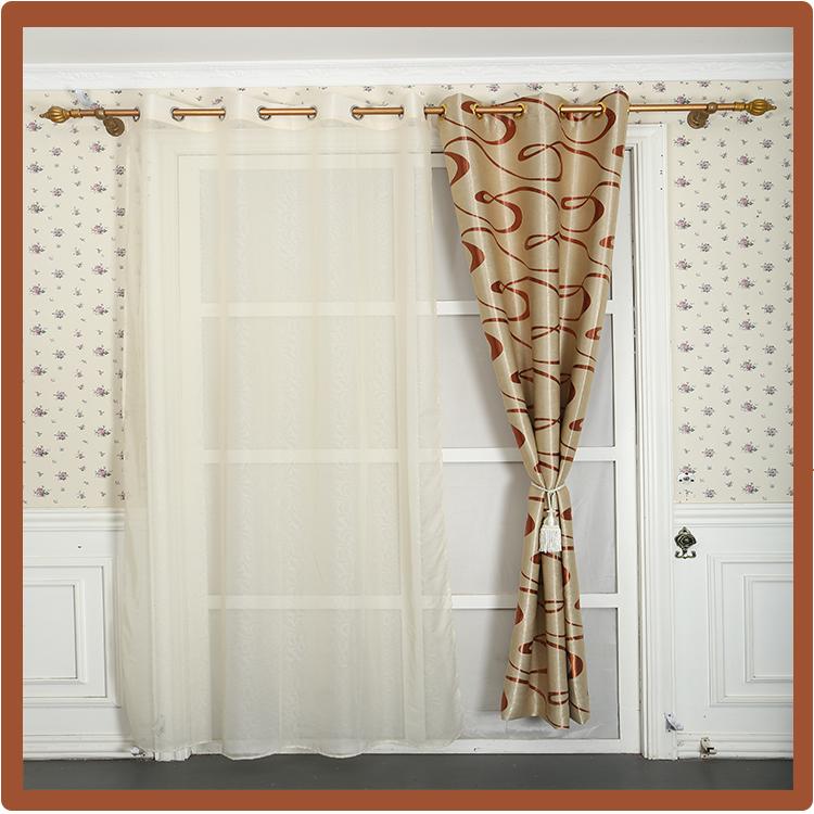 Como hacer cortinas sencillas y en diferentes modelos for Como hacer cortinas corredizas