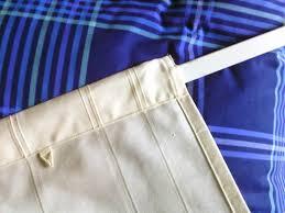 como hacer unas cortinas store paso a paso 6