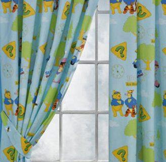 Cómo hacer unas cortinas para recamara infantil unisex facilmente