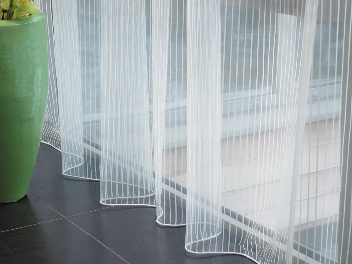 C mo hacer visillos llamativos para cualquier ventana for Visillos para salon rustico