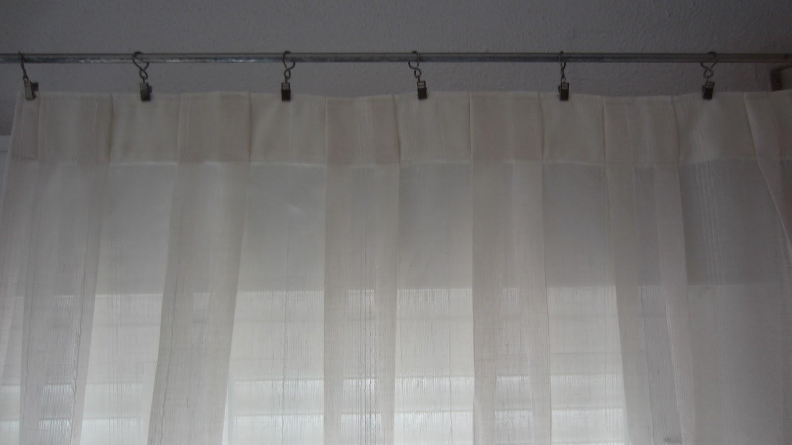 C mo hacer visillos llamativos para cualquier ventana - Como hacer visillos ...